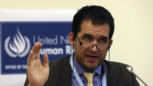 """ONU invita a Israel a la 'civilización' en lugar del """"barbarismo"""""""