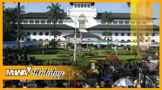 Wisata Ke Pasar Murah Di Bandung Gasibu