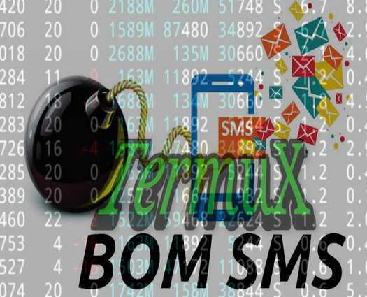 Cara Spam SMS Lewat Termux Terbaru !!!