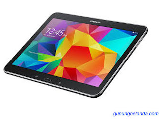 Tutorial Flashing Firmware Samsung Galaxy Tab 4 10.1 WiFi (2015) SM-T533
