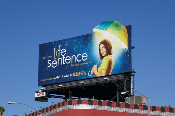 Life Sentence series premiere billboard