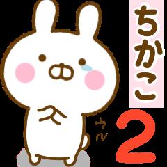 Rabbit Usahina chikako 2