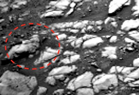 Человеческое лицо на Марсе, загадочные строения на Луне