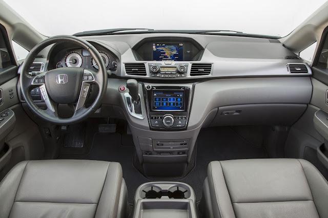 Novo Honda Odyssey 2018: 5ª versão será apresentada no Salão de Detroit
