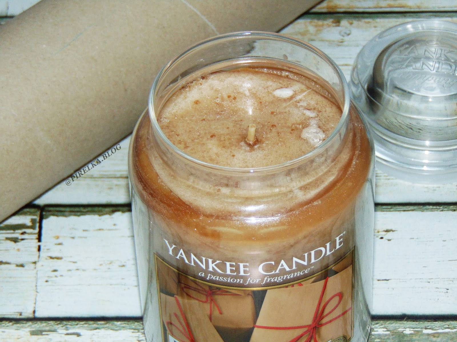 Yankee Candle, Brown Paper Packages