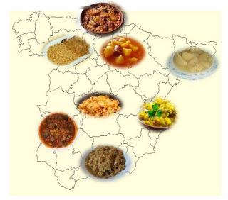 Pangea, España, Comida, Migas, Escudella