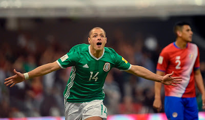 Javier Hernández es el nuevo goleador histórico de la selección mexicana de futbol