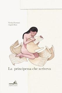 copertina la principessa che scriveva