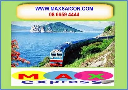 Dịch vụ vận chuyển hàng hóa bằng đường sắt Max Sài Gòn