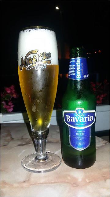 Μπύρα.