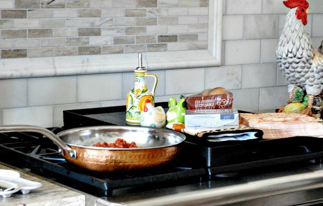 sausage-saute-cook-skillet-recipe-athomewithjemma