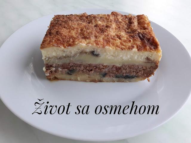 Grčka Musaka / Greek Moussaka