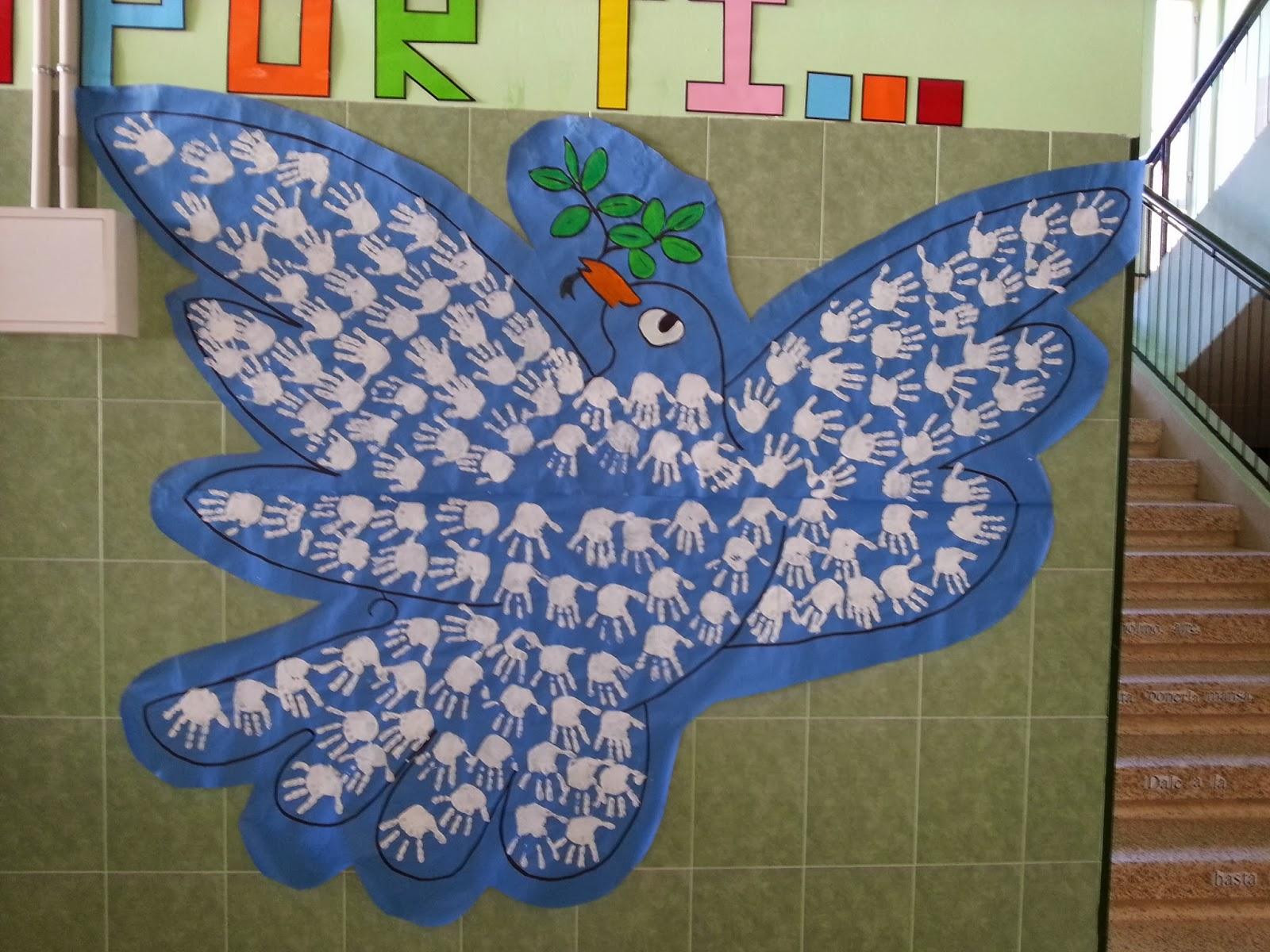 Rincón De Infantil Día De La Paz: EL RINCONCITO DE LA SEÑO FRANCIS: CELEBRAMOS EL DÍA DE