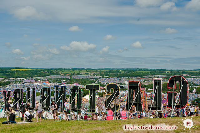 Glastonbury Festival. 2013. Campzone. Show.