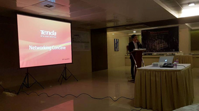 मुम्बई में आयोजित Networking Conclave में Tenda ने भारत में अपनी सबसे किफायती Mesh Unit का किया प्रदर्शन
