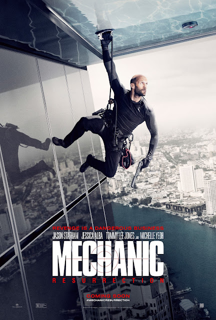 Mechanic: Resurrection (2016) ταινιες online seires oipeirates greek subs