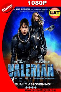 Valerian y La Ciudad de Los Mil Planetas (2017) Latino HD  BDRIP 1080P - 2017