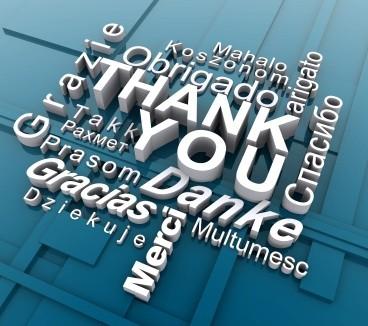 Mewahnya Sepotong Ucapan Terima Kasih Blog Brahmanto