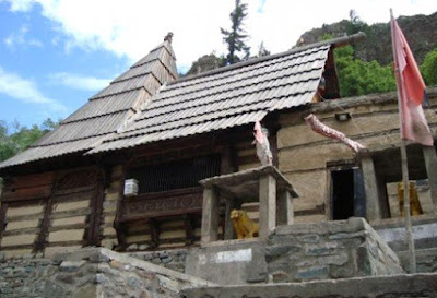 Marikula Mata Temple in Spiti Valley