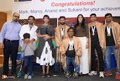 Lakshmi Manchu,Regina at Para Olympics Winners Felicitation-thumbnail-3