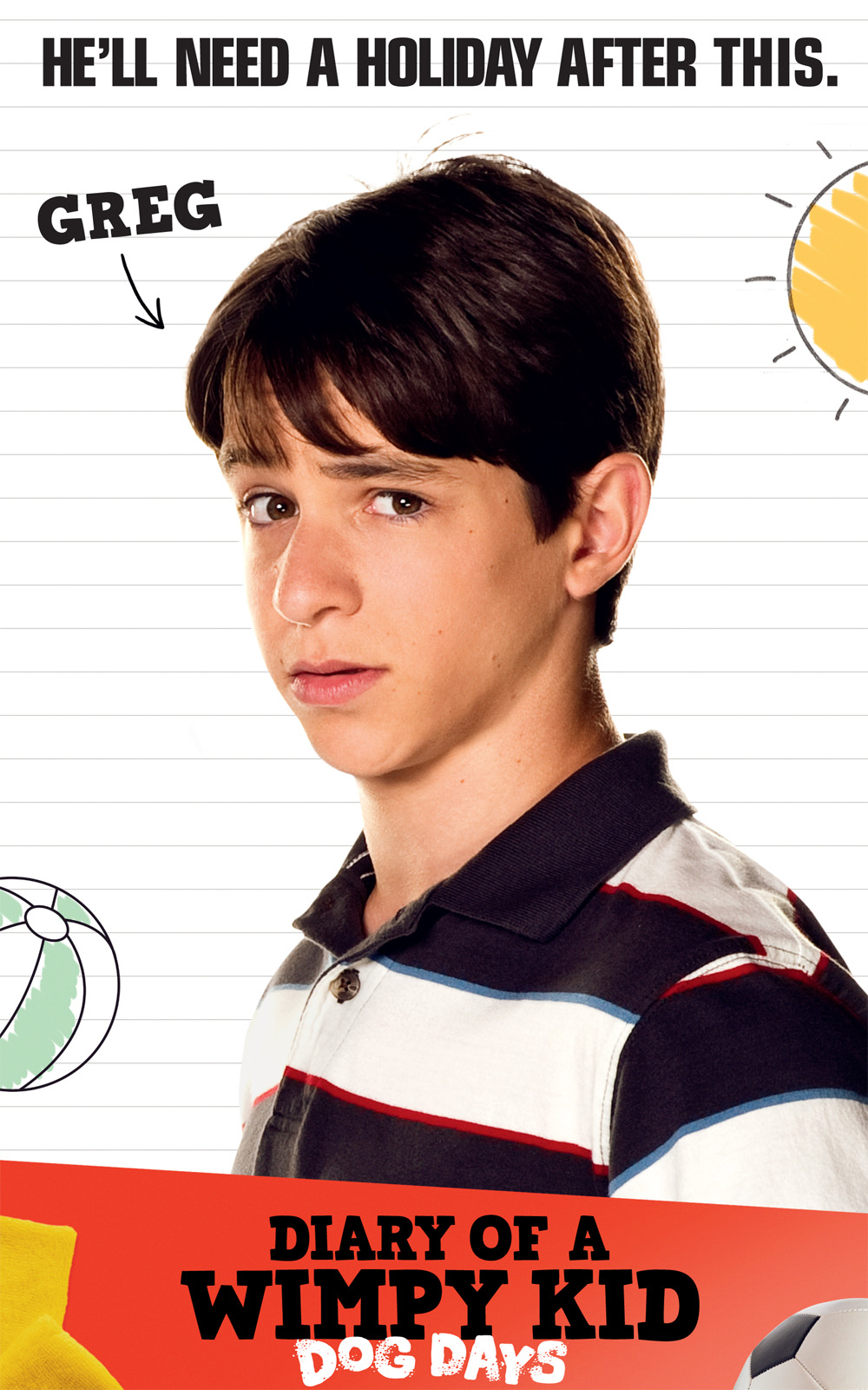 diary of a wimpy kid dog days meet rodrick