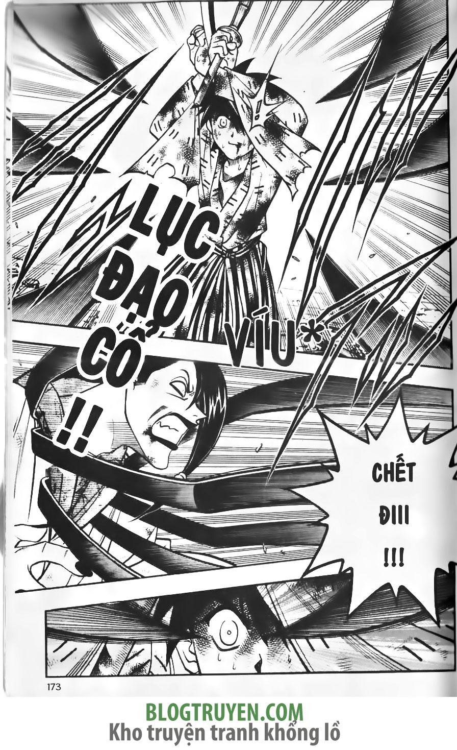 Rurouni Kenshin chap 195 trang 19