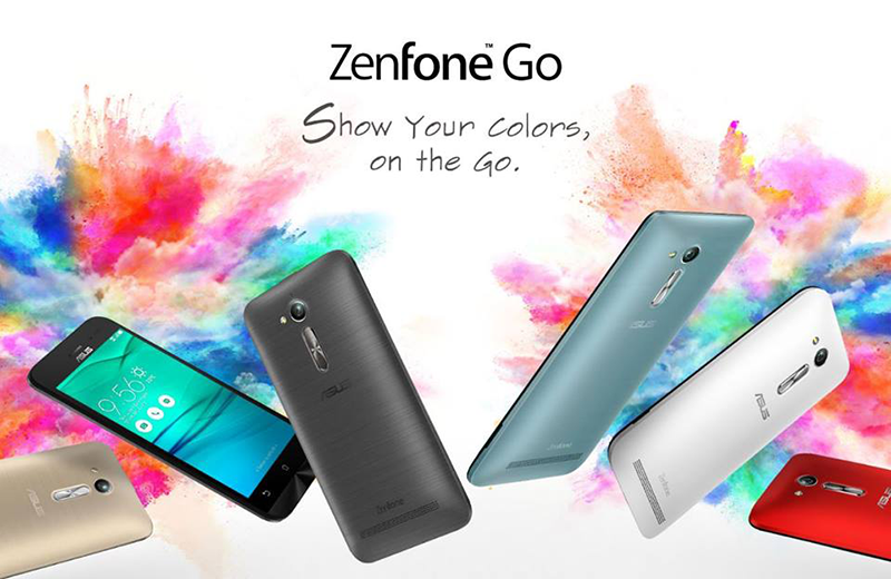 Asus Zenfone Go 5 (ZB500KG) Lands In PH For PHP 3995!