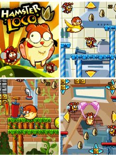 Hamster Loco Java Game