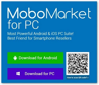 download MoboMarket for Android 2019