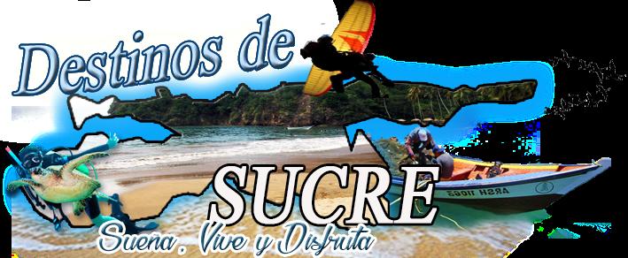 Destinos de Sucre
