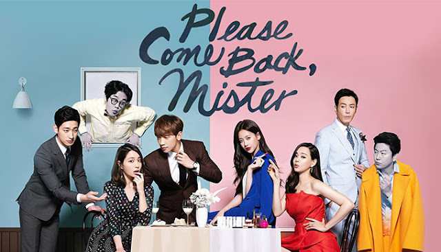 Drama Korea Please Come Back, Mister Subtitle Indonesia
