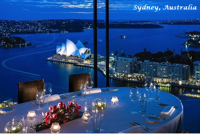 5 Best Restaurants in Sydney, Australia