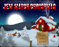 Come check out #Y8's Jem Match #Christmas! #ChristmasGames