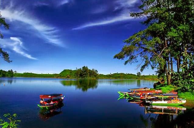 Gambar Situ Patengan Jawa Barat