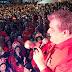 Prefeito Francisco Hélio e lideranças politicas inauguram comitê em Belo Jardim, PE
