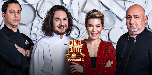 Chefi La Cutite Sezonul 3 Episodul 5 Online Emisiuni Tv Si Seriale Online