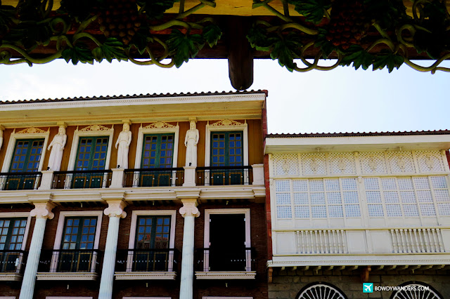 bowdywanders.com Singapore Travel Blog Philippines Photo :: Philippines :: Las Casas Filipinas de Acuzar Heritage Resort By The Sea: In Every Filipino's Next Destination Bucket List