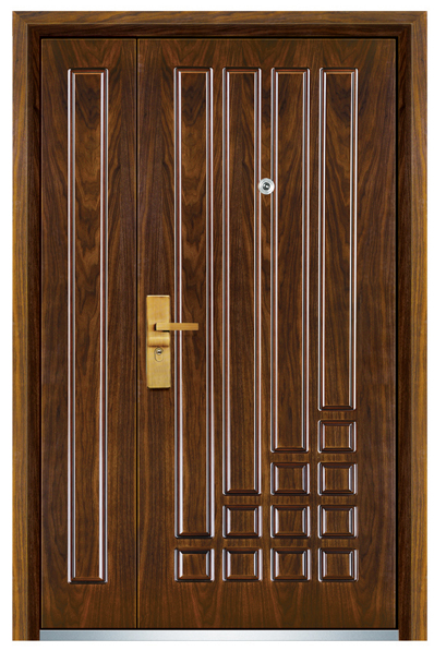 Front Door Double Designs Wooden