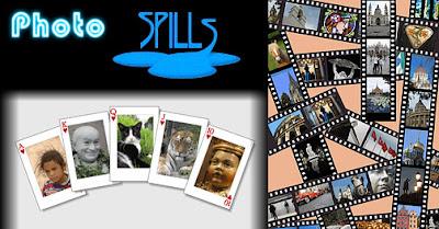 Δωρεάν Πρόγραμμα Δημιουργίας Κολάζ Φωτογραφιών, PhotoSpills