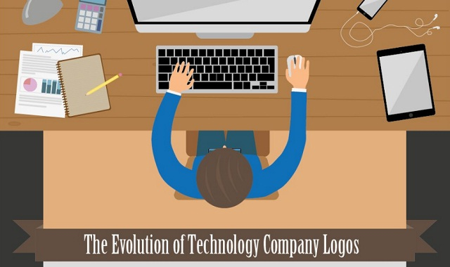 The Evolution of Technology Company Logos