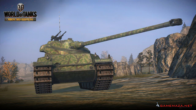 World of Tanks Gameplay Screenshot 1