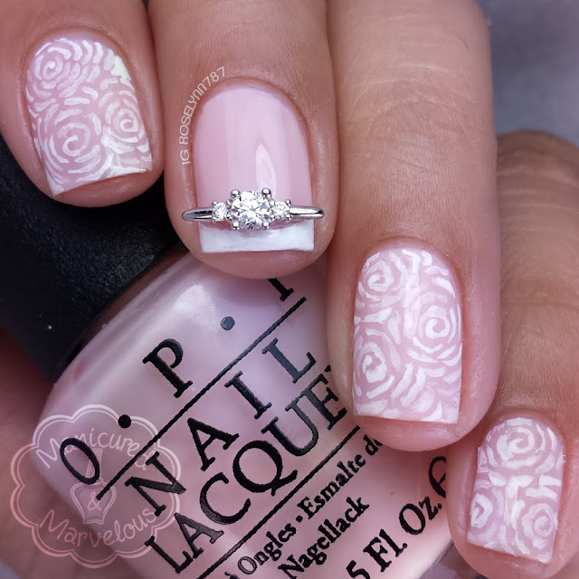 James Allen Nail Jewels - Wedding Bliss Week 3