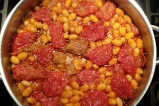 White Beans with Meat (Etli Kuru Fasulye)