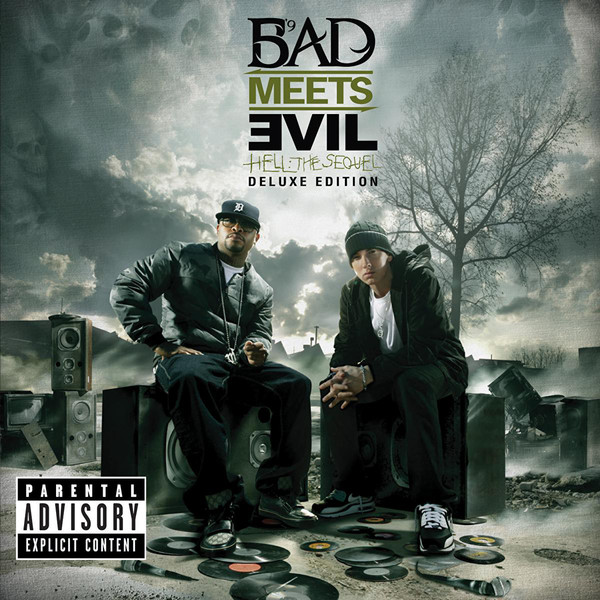 Bad Meets Evil - Hell: The Sequel  Cover