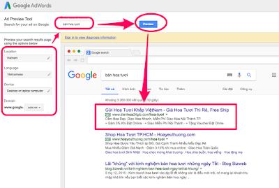 công cụ Google Ads cần biết