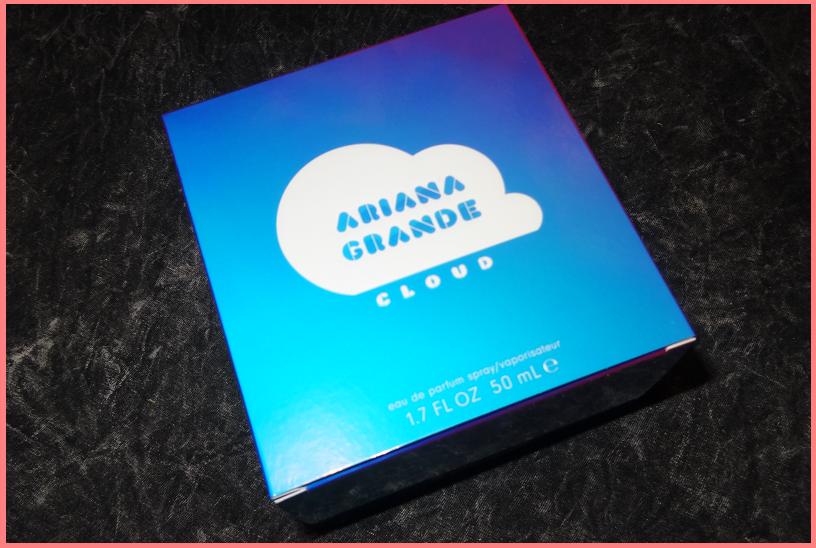 The Creation Of Beauty Is Art Ariana Grande Cloud Eau De Parfum