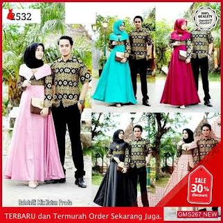 GMS267 SRSFT267P246 Pusat Kulakan Batik Couple Batik Dropship SK0746540403