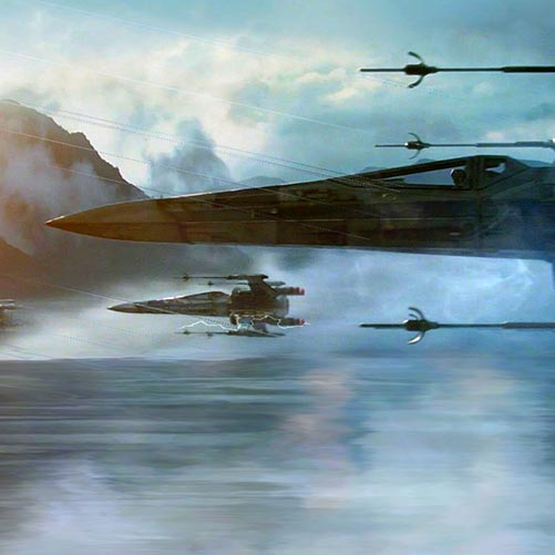 Star Wars Planes Wallpaper Engine
