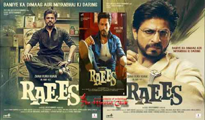 Raees full movie Download free torrent and other format