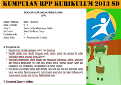 RPP Kurikulum 2013 Revisi Kelas 5 Semester Ganjil